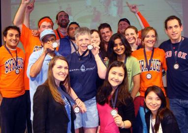 Syracuse student group