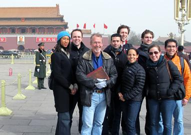 FCCP Team at the Forbidden City