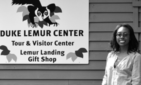 Visiting the Duke Lemur Center ... Yes! There are lemurs at Duke!