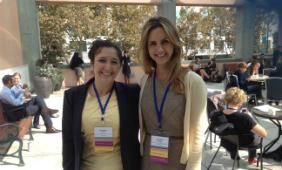 Net Impact Conference - Michelle & Jen
