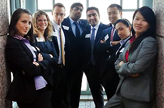 mba case competition team