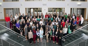 Group photo of the 2013 Weekend for Women attendees