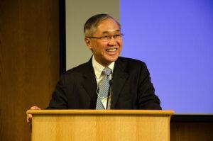 Ambassador Pisan Manawapat at the Duke Asia Business Conference