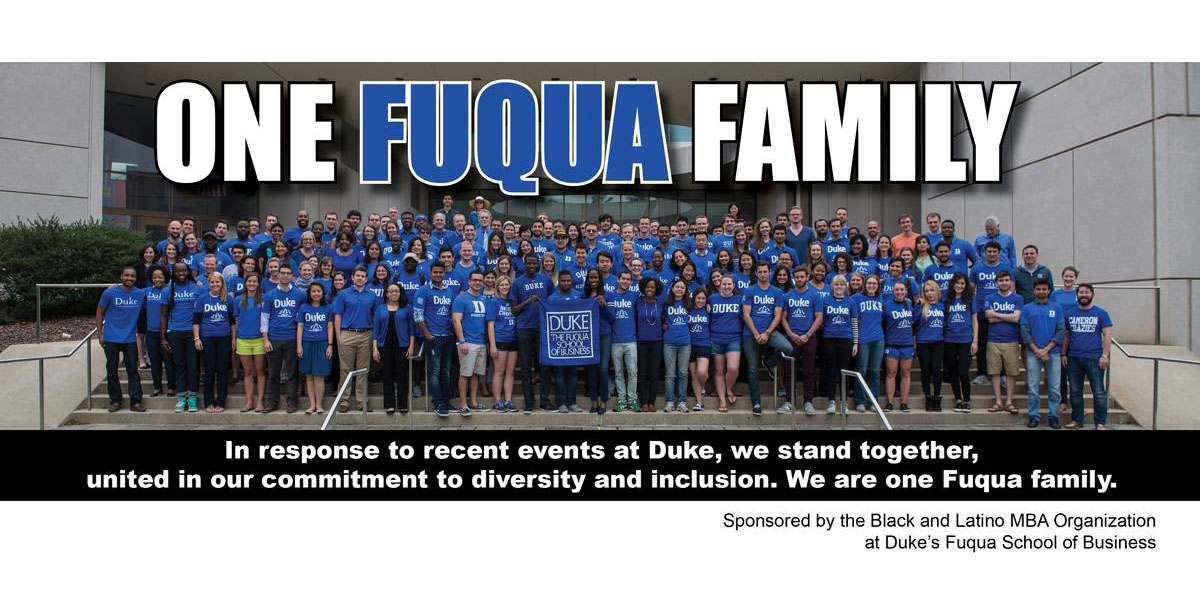 One Fuqua Family