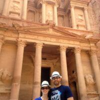 Duke Fuqua MBA students in Jordan