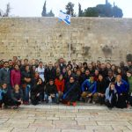 Duke Fuqua MBA students in Israel
