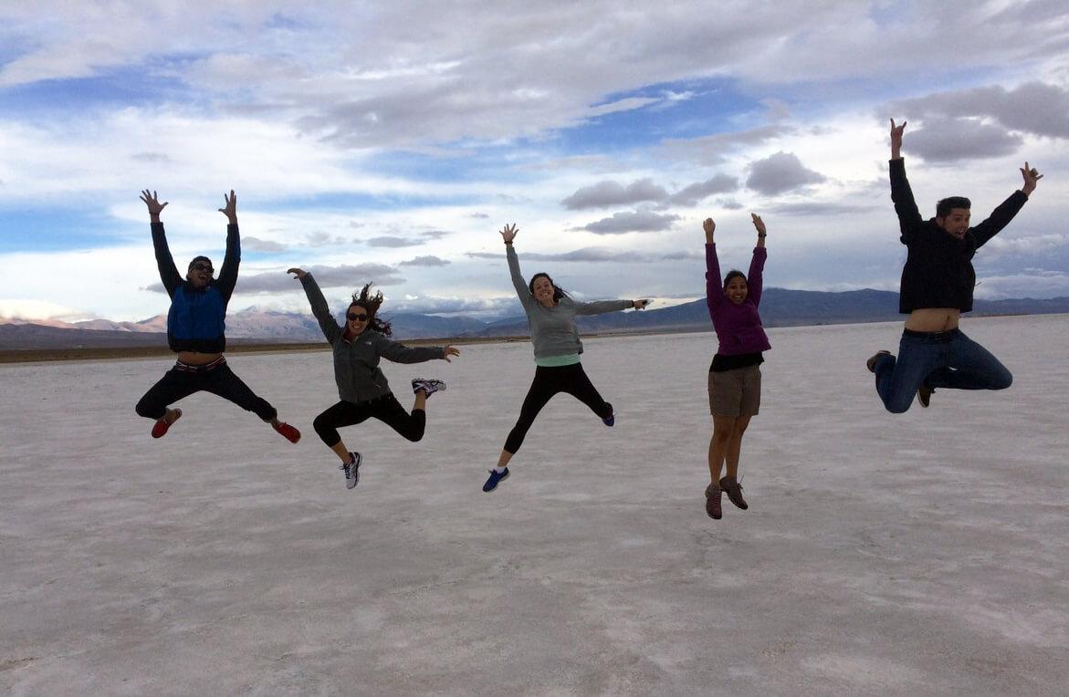 Duke Fuqua Daytime MBA students on exchange in Argentina