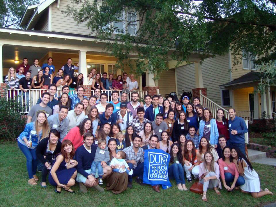 Duke Fuqua's strong Latin American community