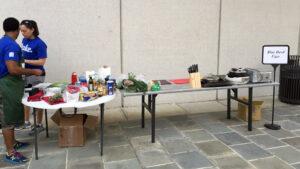 Iron Chef competition at Fuqua