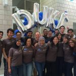 group photo of students - Duke Daytime MBA alumnus on how Fuqua helped him transition from science to business
