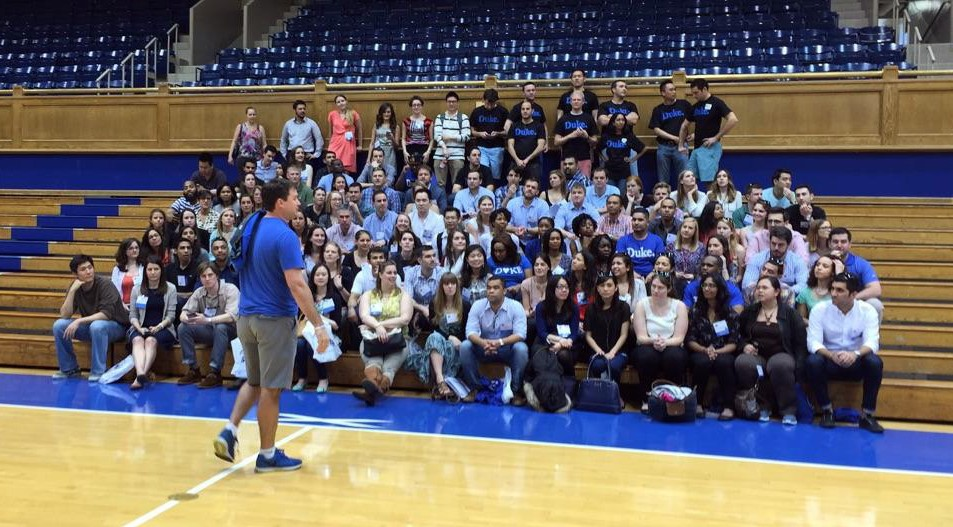 Why Visiting Fuqua and Attending Blue Devil Weekend is Invaluable