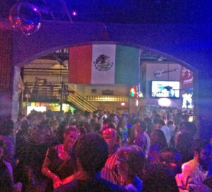 a Mexican Independence Day celebration the night before my day off at Fuqua