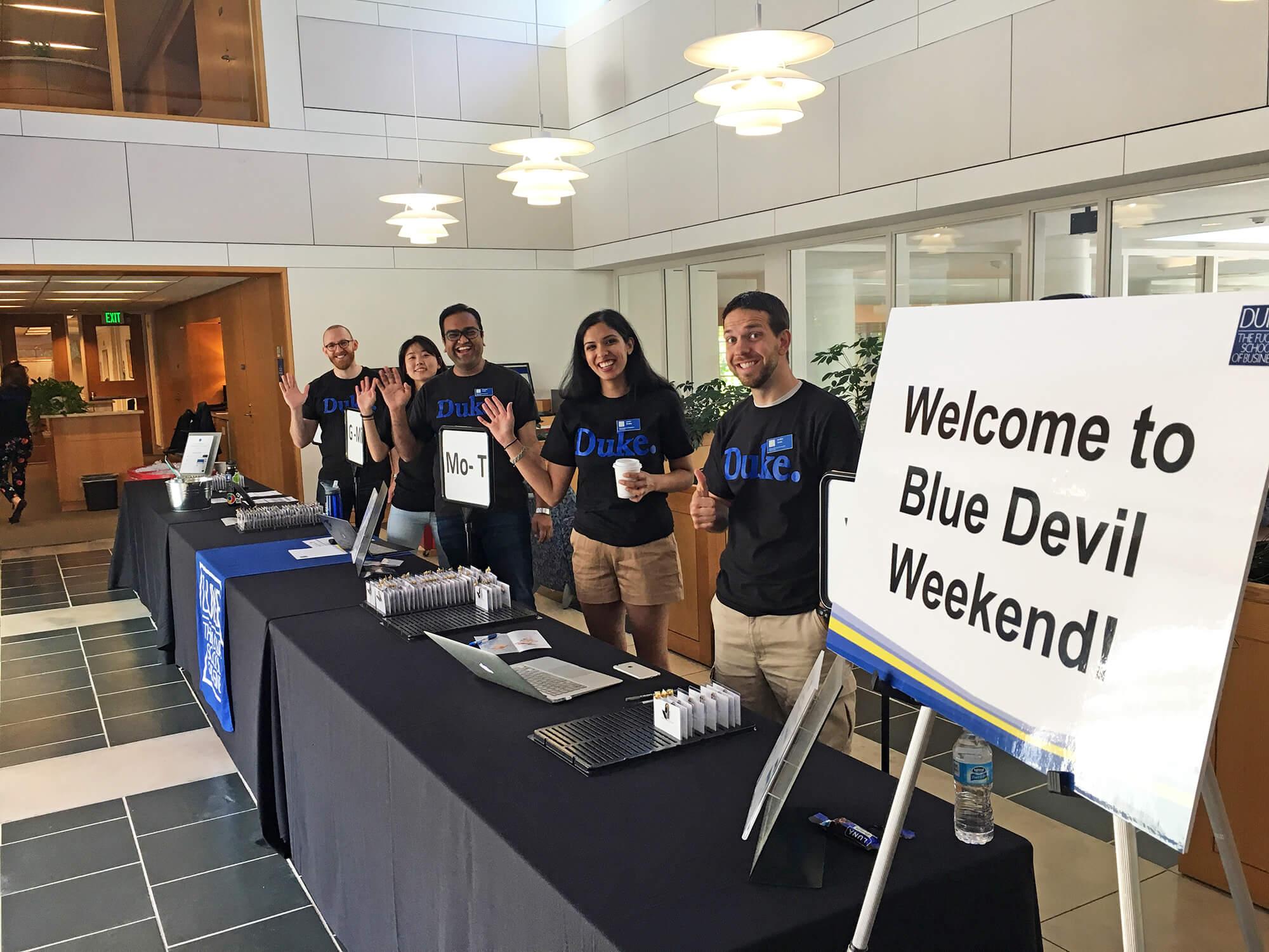 Blue Devil Weekend highlights