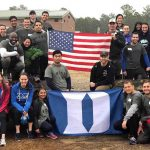Fellow veterans at Fuqua led classmates during Operation Blue Devil—a leadership training session at Fort Bragg