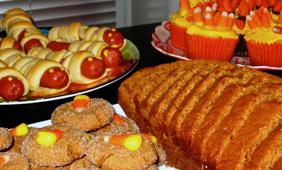 Treats, food