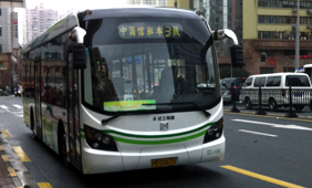 Scott's bus in China