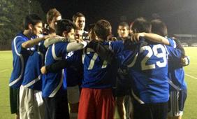 MMS soccer team