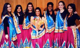 mms student dancers