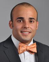 MMS student David Medina