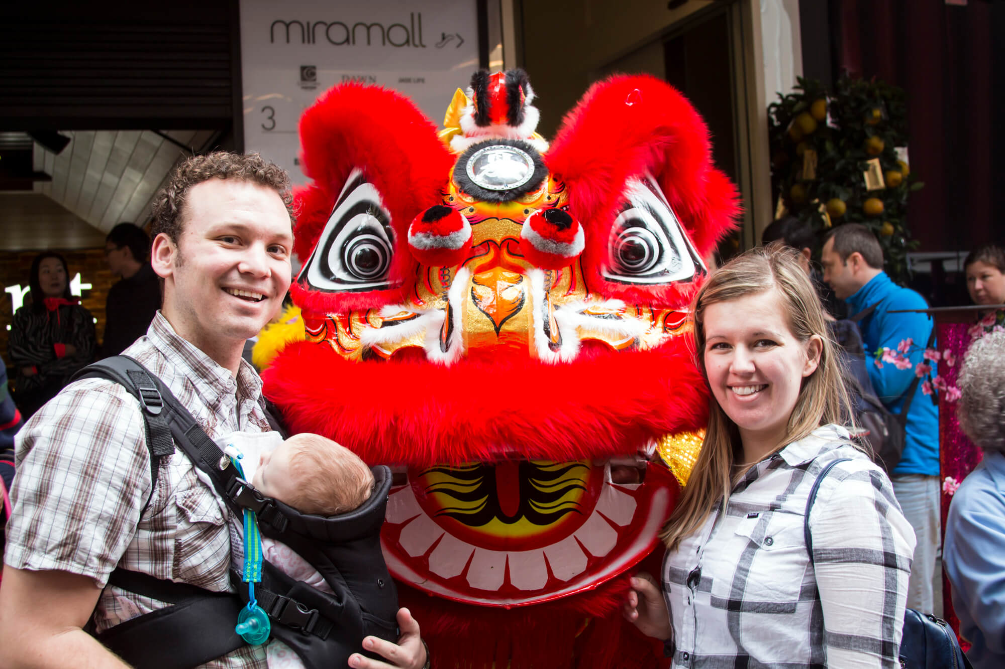 MMS: DKU student experiences the Chinese New Year