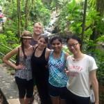 Duke MMS students exploring Puerto Rico on spring break