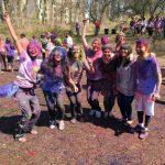Fuqua students at a spring celebration