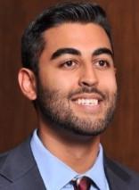 Duke Fuqua MMS student Fareed Khan