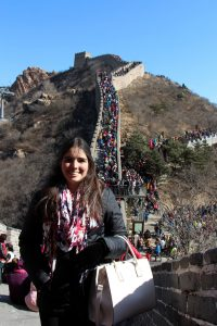 The Great Wall - Duke Fuqua MMS: DKU students travel in China to gain cultural insight