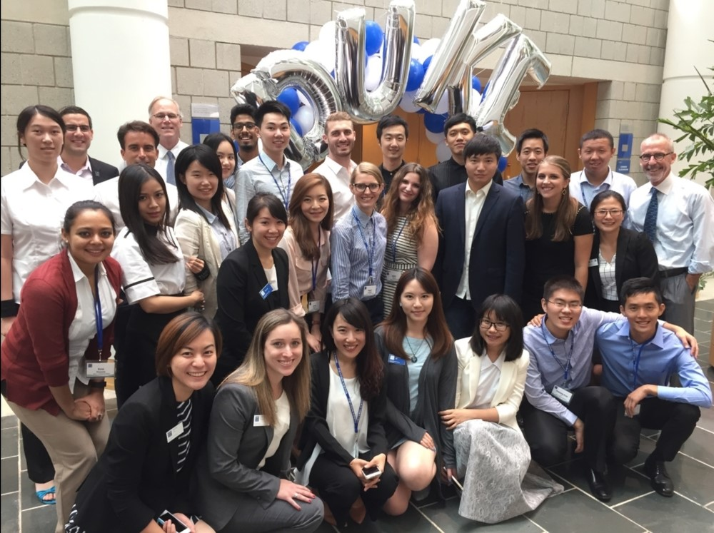 Duke Fuqua Masters of Management Studies Duke Kunshan students - Choosing a Masters of Management Program