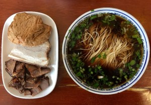noodles are among Kunshan's dining options
