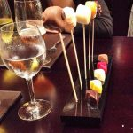 wine and lollipops