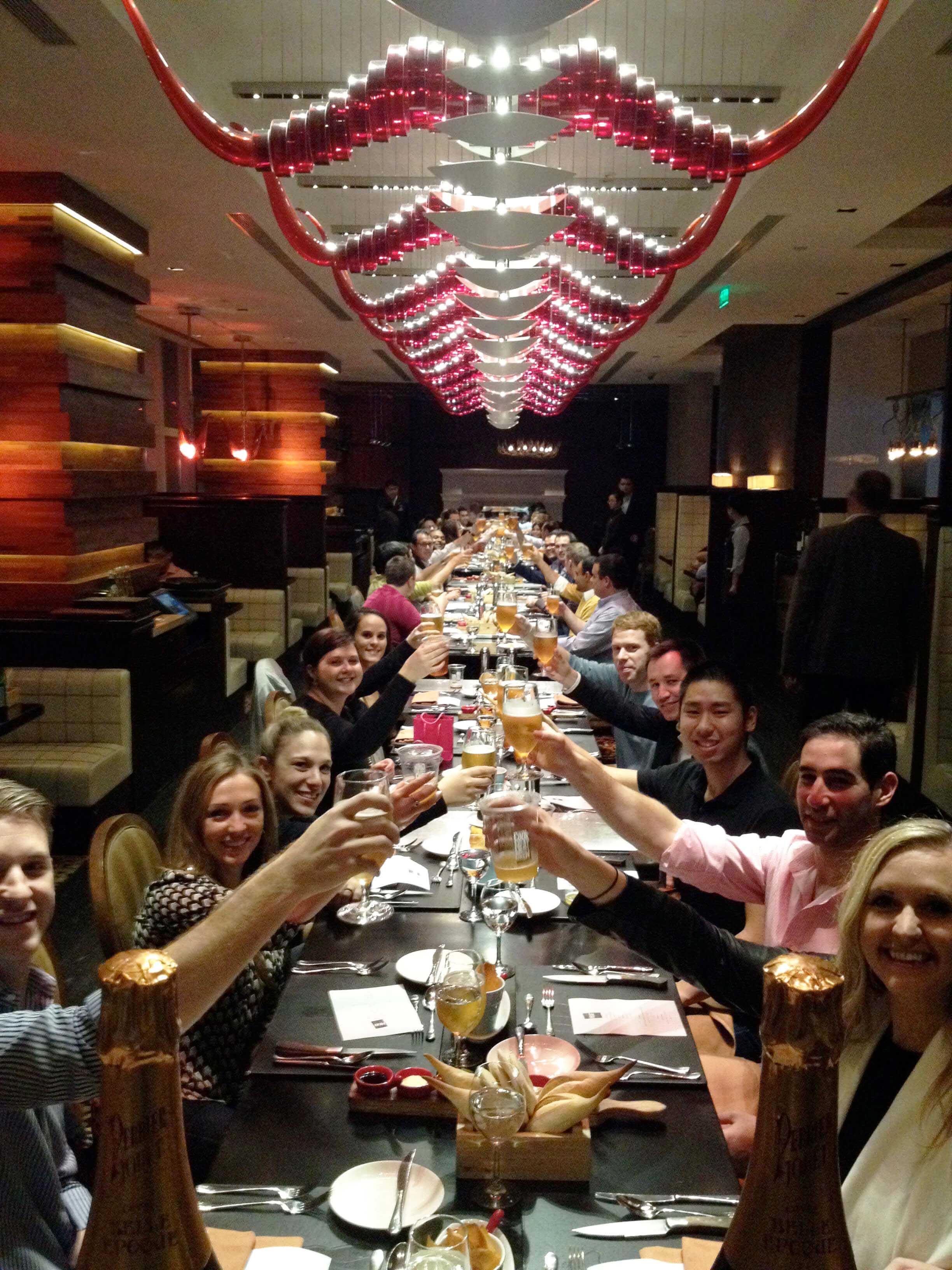 Student Club Explores the Beer Industry in Shanghai