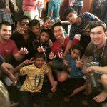 Duke Fuqua Cross Continent MBA students in India