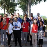 Duke Fuqua Cross Continent MBA students gain unique business insight at Shahi Exports