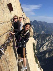 Krystina - MBA Lessons plank walk