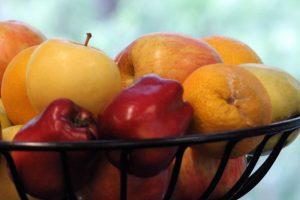 whole fruit, break room snacks