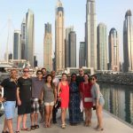 Fuqua students in Dubai