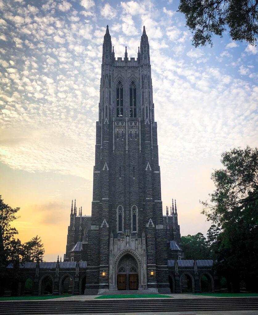 Image of Duke's Chapel.