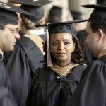 Duke & Fuqua's Weekend Executive MBA students at graduation