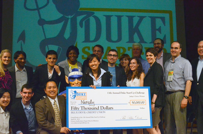 The Duke Start-Up Challenge