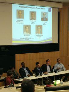 Duke Fuqua Weekend Executive MBA '13 alumni give career advice to current students