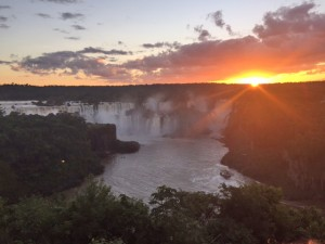 John F. - Brazil GATE falls
