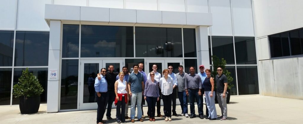 Duke Fuqua Weekend Executive MBA students visit BMW as part of their Operations Management course