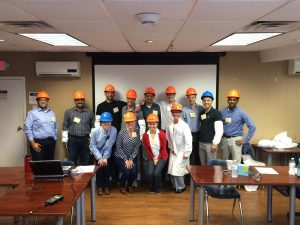 Duke Fuqua Weekend Executive MBA students visit Sovlay as part of their Operations Management course